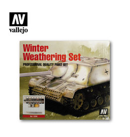Winter Weather and Brush Set