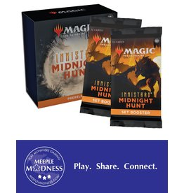 Innistrad: Midnight Hunt - Play Anywhere Prerelease Event