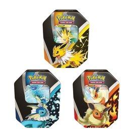 Pokémon Eevee Evolutions Tin