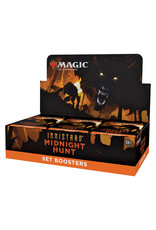 Wizards of the Coast Innistrad: Midnight Hunt Set Booster Box