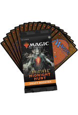 Wizards of the Coast Innistrad: Midnight Hunt Draft Booster Box
