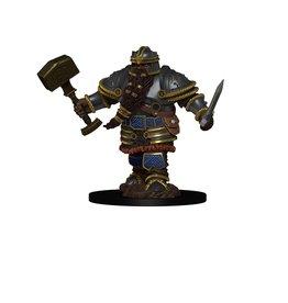 D&D Premium Figure: Male Dwarf Fighter