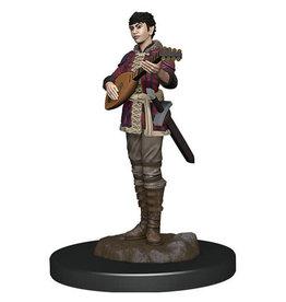 D&D Premium Figure: Female Half-Elf Bard
