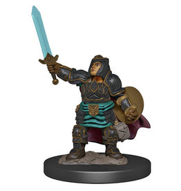 D&D Premium Figure: Female Dwarf Paladin