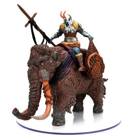 Icons of the Realms Set 19 Snowbound Frost Giant and Mammoth Premium Set