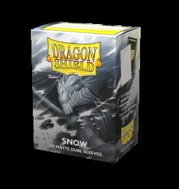 Dragon Shield: Matte Dual - Snow