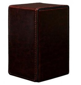 Alcove Tower Deck Box: Limited Edition Cowhide