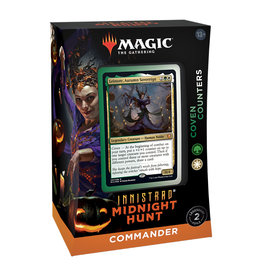 Innistrad Midnight Hunt: Commander Deck - Coven Counters