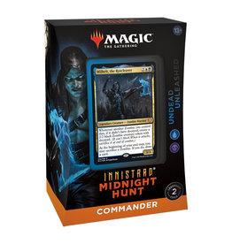 Innistrad Midnight Hunt: Commander Deck - Undead Unleashed