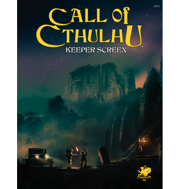 Call of Cthulhu (Seventh Edition): Keeper Screen Pack