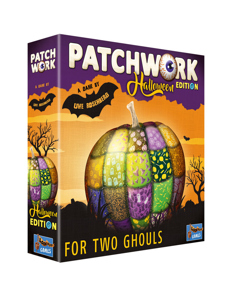 Asmodee - Lookout Games Patchwork: Halloween Edition