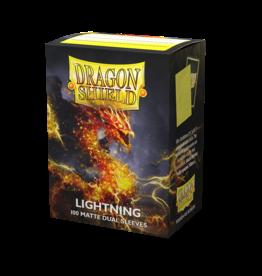 Dragon Shield: Matte Dual - Lightning