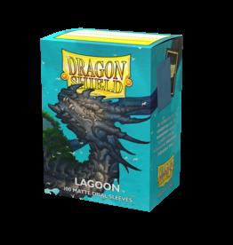 Dragon Shield: Matte Dual - Lagoon
