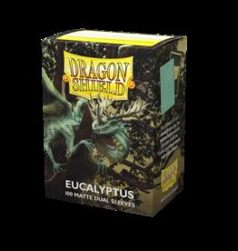 Dragon Shield: Matte Dual - Eucalyptus