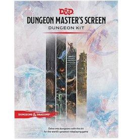 D&D: Dungeon Master's Screen Dungeon Kit