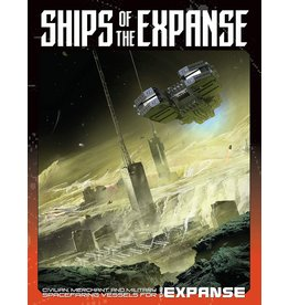 The Expanse: Ships of the Expanse