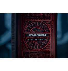 Playing Cards: Theory 11 Star Wars Red