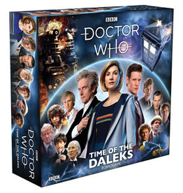 Dr. Who: Time Of The Daleks (Second Edition)