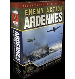 Enemy Action: Ardennes (The Battle Of The Bulge, 1944)