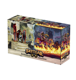 Skytear: Stormsear Expansion