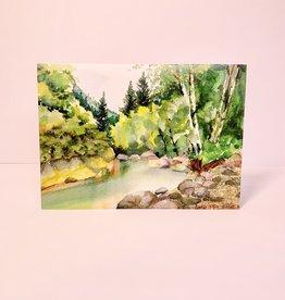 Annette Ripplinger Salmon River at Wildwood