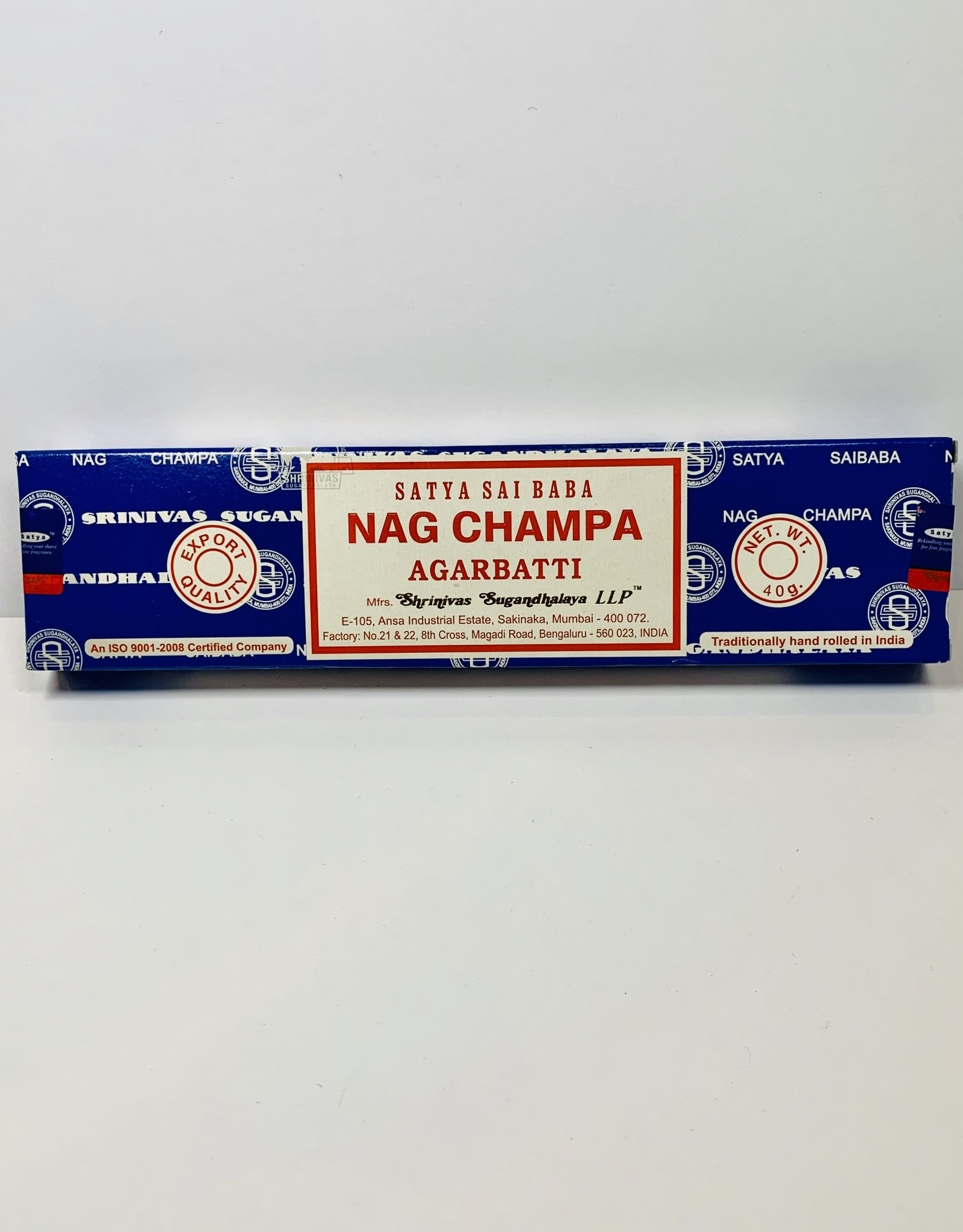 Benjamin Nag Champa Incense