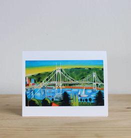 Christopher Bibby St. Johns Bridge