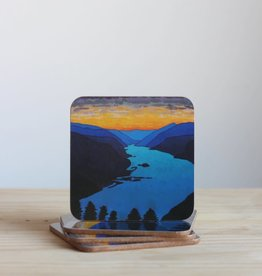Christopher Bibby Columbia Gorge coaster