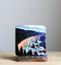 Christopher Bibby Manzanita Coaster
