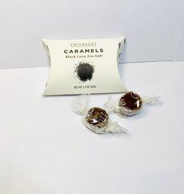 McCreas Candies Black Lava Sea Salt Pillow Box