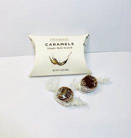 McCreas Candies Single Malt Scotch Pillow Box