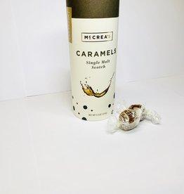 McCreas Candies Single Malt Scotch Caramels Large Case