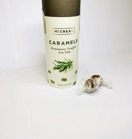 McCreas Candies Rosemary Truffles Sea Salt Large Case