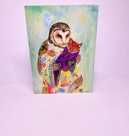 Jahna Vashti Mother Owl