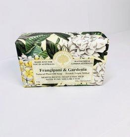 Wavetree & London Soaps Frangipani & Gardenia Soap
