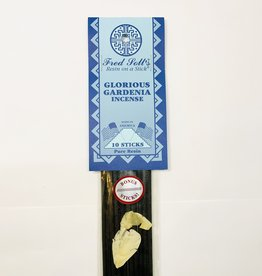 Fred Soll's Incense Glorious Gardenia 10 Stick