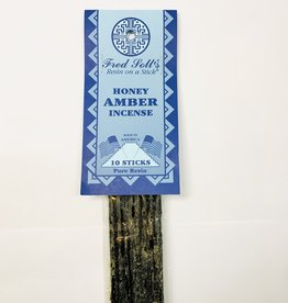 Fred Soll's Incense Honey Amber 10 Stick