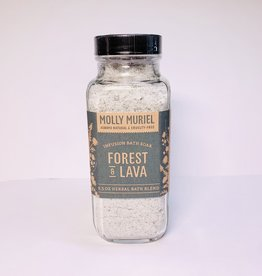 Molly Muriel Forest and Lava Bath Soak