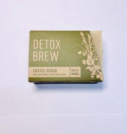 Molly Muriel Detox brew Soap