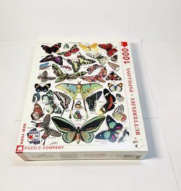 New York Puzzle Co. Butterfly Puzzle