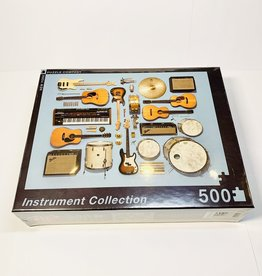 New York Puzzle Co. Instrument Collection