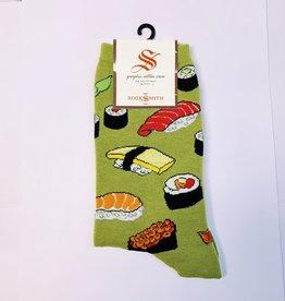 Socksmith W-Sushi Green
