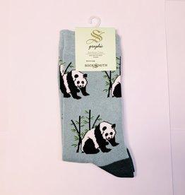 Socksmith W- Panda Bear (bamboo)