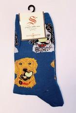 Socksmith W-Ball dog