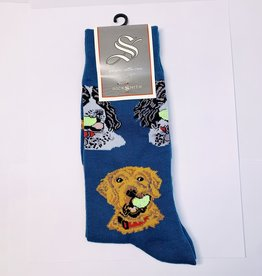 Socksmith M-Ball Dog