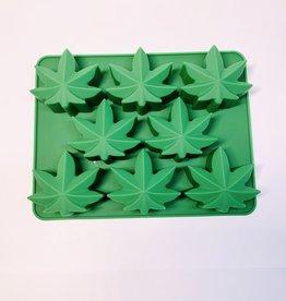 Streamline Marijuana ice cube mold