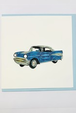 """Quilling Vintage 57"""" Chevy"""