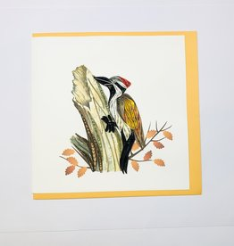 Quilling Woodpecker