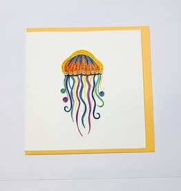 Quilling JellyFish