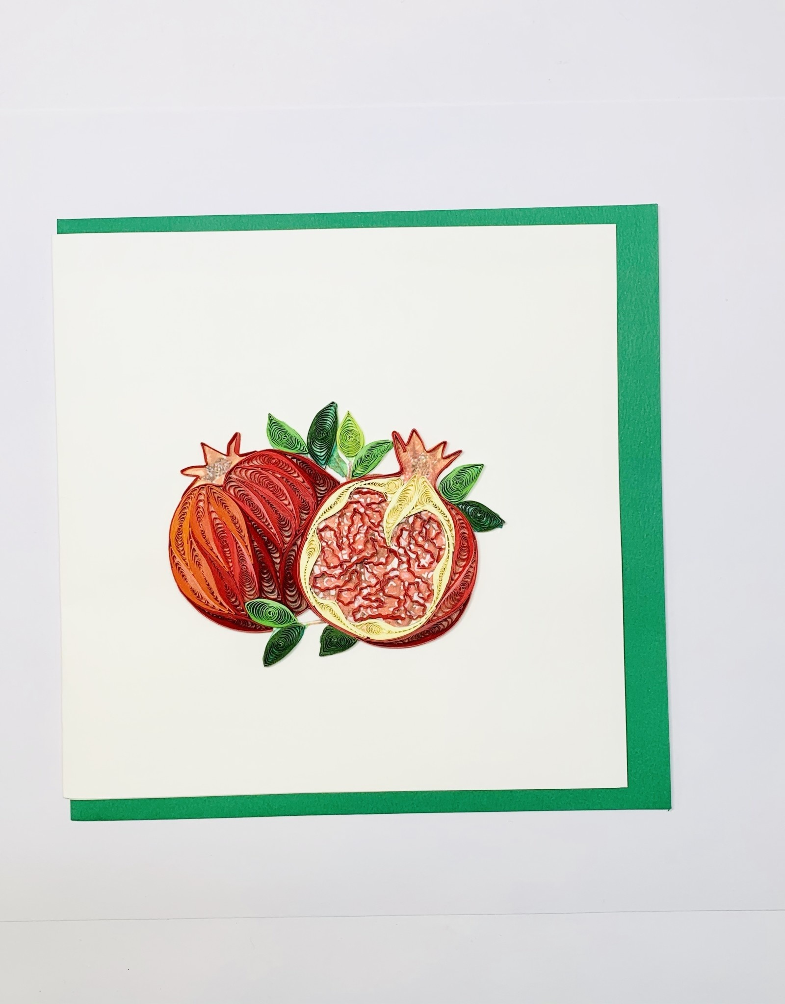 Quilling Pomegranate